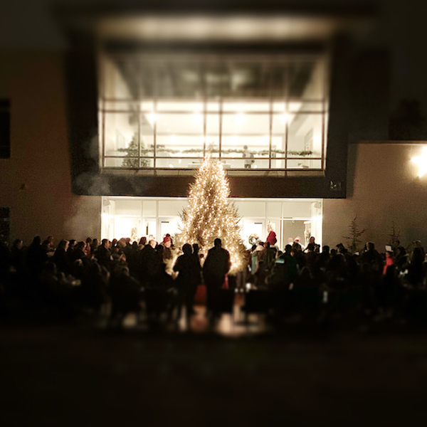 Christmas Tree Lighting - South Riding