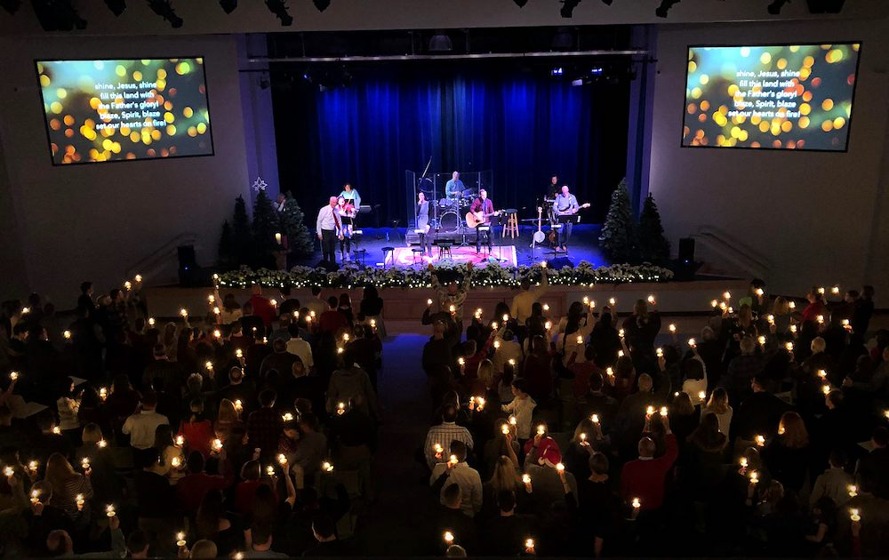 Christmas Eve at Gateway